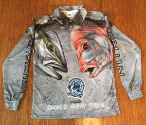 Charter Fish Narooma Fishing Shirt
