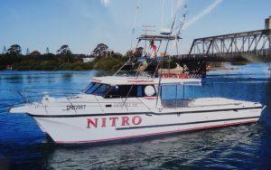 nitro fishing boat charter