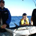 family fishing narooma