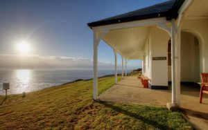 montague island accommodation